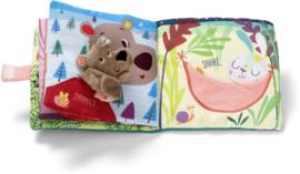 Stoffen babyboek César Lilliputiens