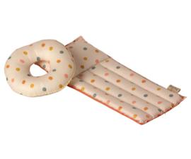 Maileg zwemband en luchtbed