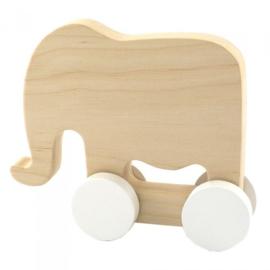 Houten olifant - Pinch Toys