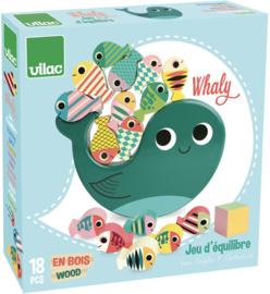Walvis evenwichtsspel - Vilac