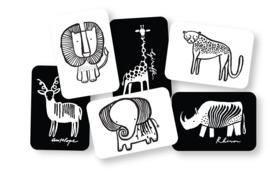 Giftbox Wee Gallery Safari