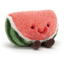 Watermeloen knuffel - Jellycat