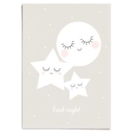 Poster Good night