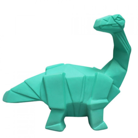 Brontosaurus dinosaurus origami lamp Mini