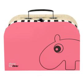 Koffer Nijlpaard Done by Deer