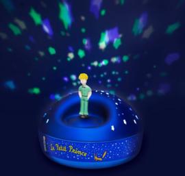 Sterren projector De Kleine Prins met muziek
