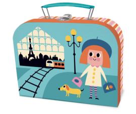 Koffertje Vilac Parijs