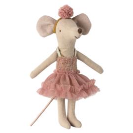 Maileg danseres Mira Belle grote zus muis
