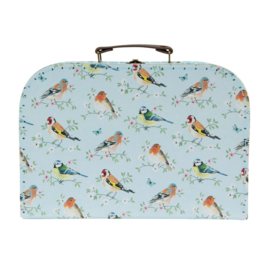 Koffertje vogels van Sass & Belle