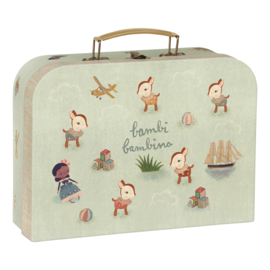 Maileg Bambi Bambino koffertje