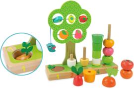 Ik leer tellen met groenten - Vilac