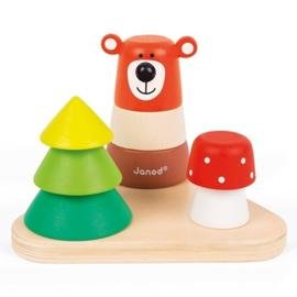 Stapeltoren berenbos - Janod
