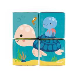 Badblokken puzzel - Janod