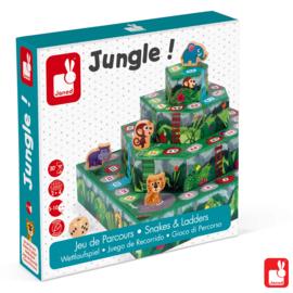Jungle Race spel Janod