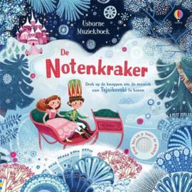 De Notenkraker - prentenboek met geluid - Usborne