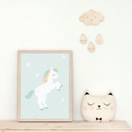 Poster Unicorn - Zü