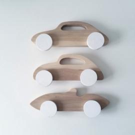 Houten auto's - Pinch Toys