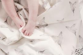 Mies en co Soft teddy blanket Little Dreams - Wieg (offwhite)