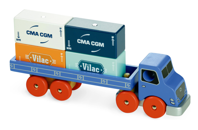 Containertruck Vilacity - Vilac