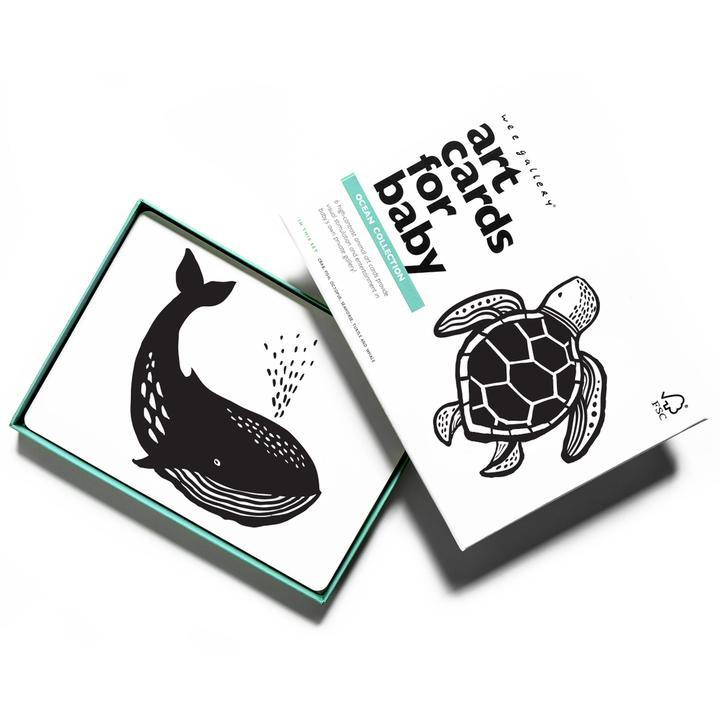 Art Cards Oceaan - Wee Gallery