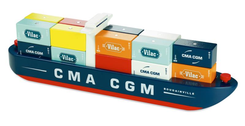 Containerschip Vilacity - Vilac