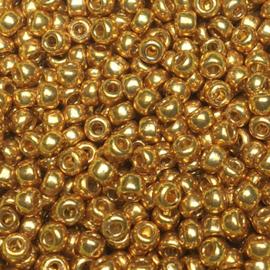Miyuki Rocailles 8/0 Goud Geel galvanized