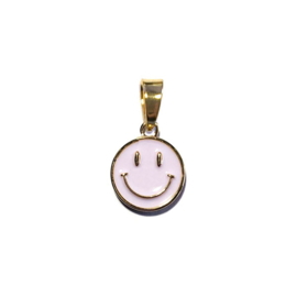 Bedel Smiley Lila goud