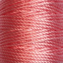 Nylon Koord S-Lon 0,9 mm Roze