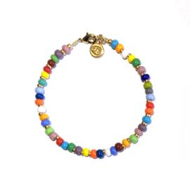 Armband Colormix beads