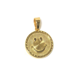 Bedel Smiley goud