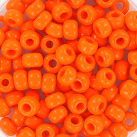 Miyuki Rocailles 6/0 Opaque Oranje