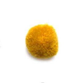 Pompom okergeel