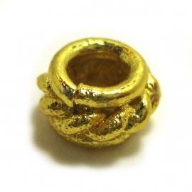 Schijfje goud