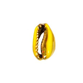 Kaurischelp Geel goud