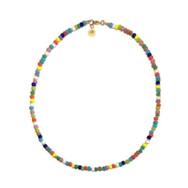 Ketting rocailles Happy Summermix