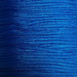 Satijnkoord Koningsblauw 1mm