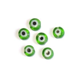 Kraal Evil Eye Groen