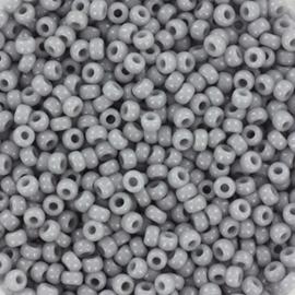 Miyuki Rocailles 11/0 Opaque grey
