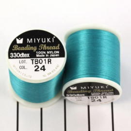 Miyuki Beading Thread 330dtex 24 Azuur blauw
