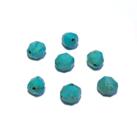 Blue turquoise Howliet kraal