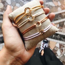Armband cartierknoop Infinity