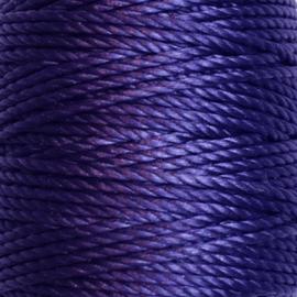 Nylon Koord S-Lon 0,9 mm Paars