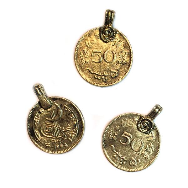 Munten Tibetaanse stijl goud
