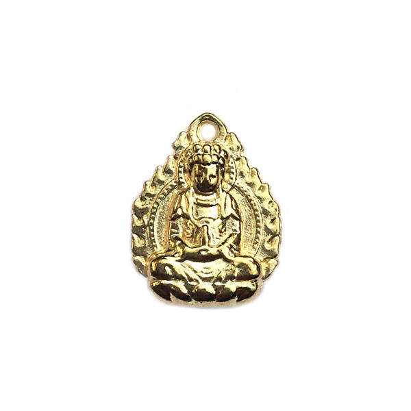 Bedel Buddha goud