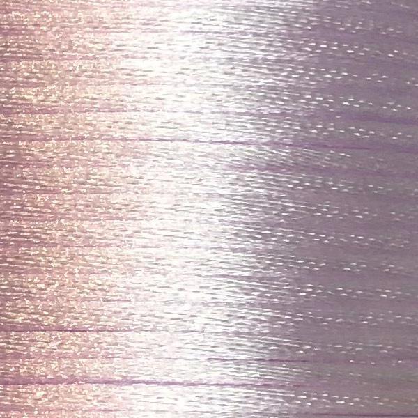 Satijnkoord 2,5mm Licht roze cartierknoop