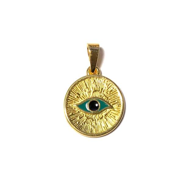 Bedel Evil Eye goud