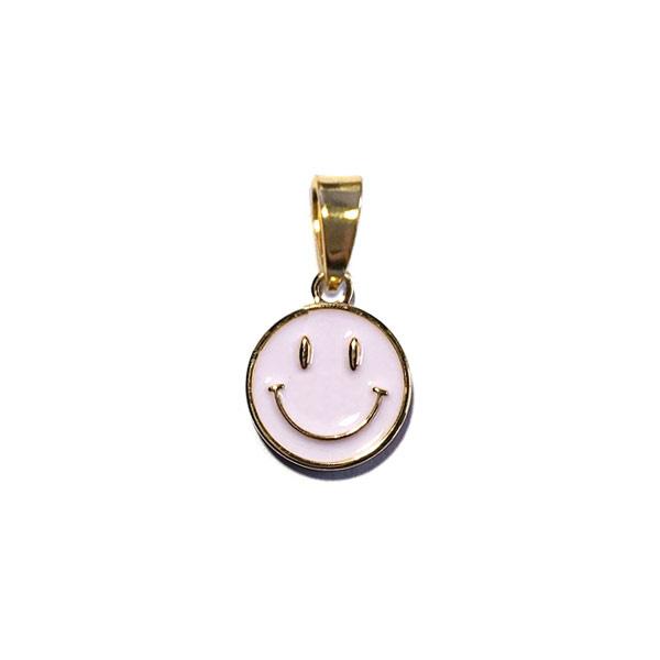 Bedel Smiley Lila goud