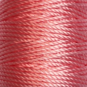 Nylon Koord S-Lon 0,9 mm Roze