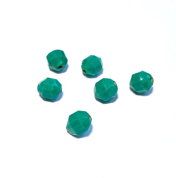 Green turquoise Howliet kraal