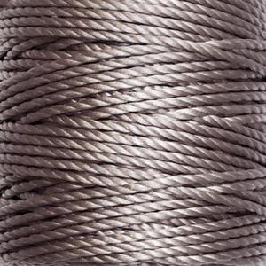 Nylon Koord S-Lon 0,9 mm Grijs